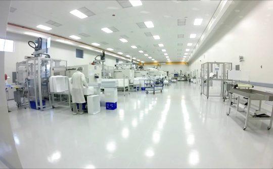 Thiết kế phòng sạch dược phẩm