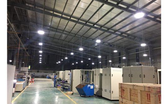 Thi công lắp đặt hệ thống điện công nghiệp