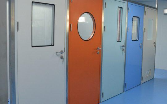 Báo giá cửa panel phòng sạch rẻ nhất năm 2021