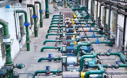 Bảo trì hệ thống cấp thoát nước