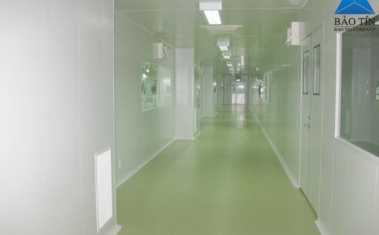 Phòng sạch là gì?Tiêu chuẩn thiết kế phòng sạch?