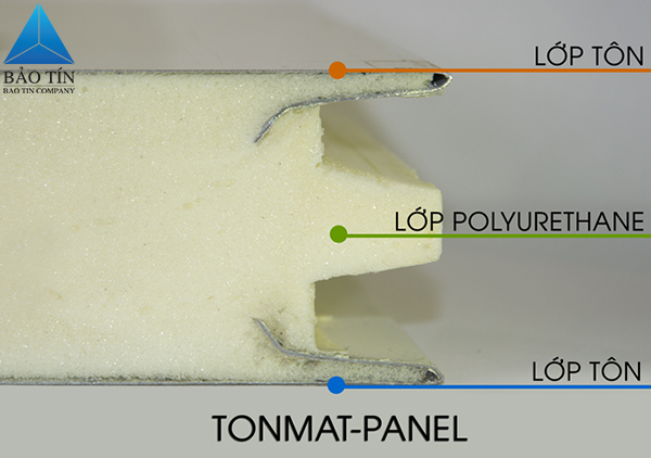 Trần pu được ứng dụng ở nhiều công trình